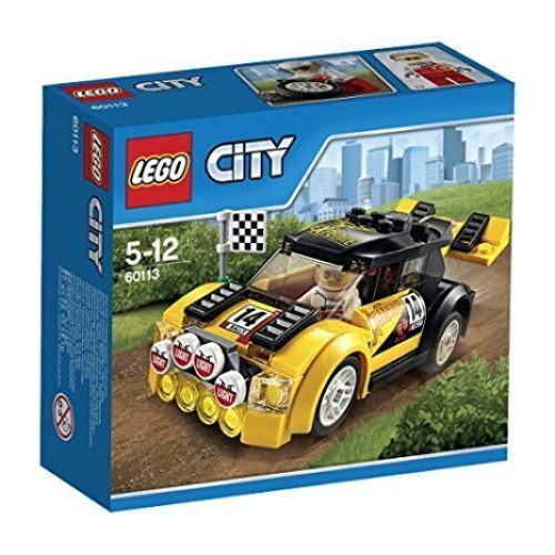 LEGO City Great Vehicles 60113  Rally Car  Mixed