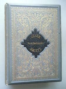 Aesthetische-Briefe-an-eine-Jungfrau-ueber-Hauptgegenstaende-der-Aestehetik-1880