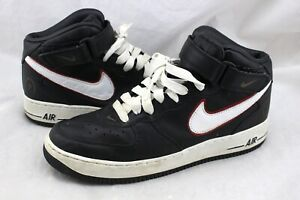 NIKE-AIR-FORCE-I-Mid-LTD-MICHAEL-VICK-7-Falcons-Sneakers-Men-039-s-12-309062-011