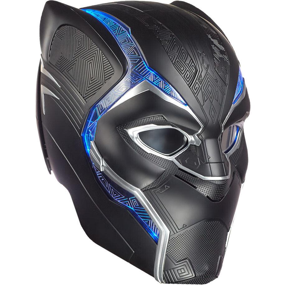 Pantera negra (2018) - - - réplica del legendario casco de la Pantera negra e50