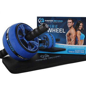 AB-CARVER-PRO-ROLLER-Exerciser-Wheel-Fitness-Abdominal-Workout-Abs-Home-Gym