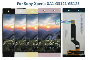 For-Sony-Xperia-XA1-G3121-G3112-G3123-G3116-LCD-Display-Touch-Screen-Assembly-RL