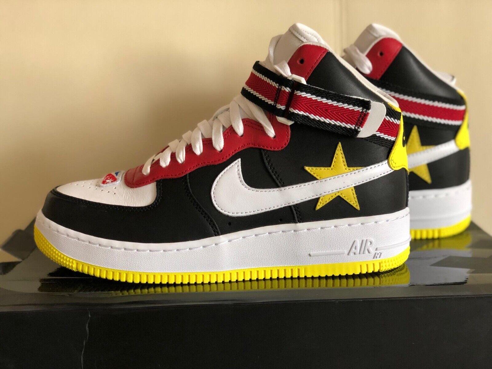 9b153a1dbd Riccardo Tisci x Nike Air Force 1 High Victorious Minotaur AQ3366-600 shoes  NIB