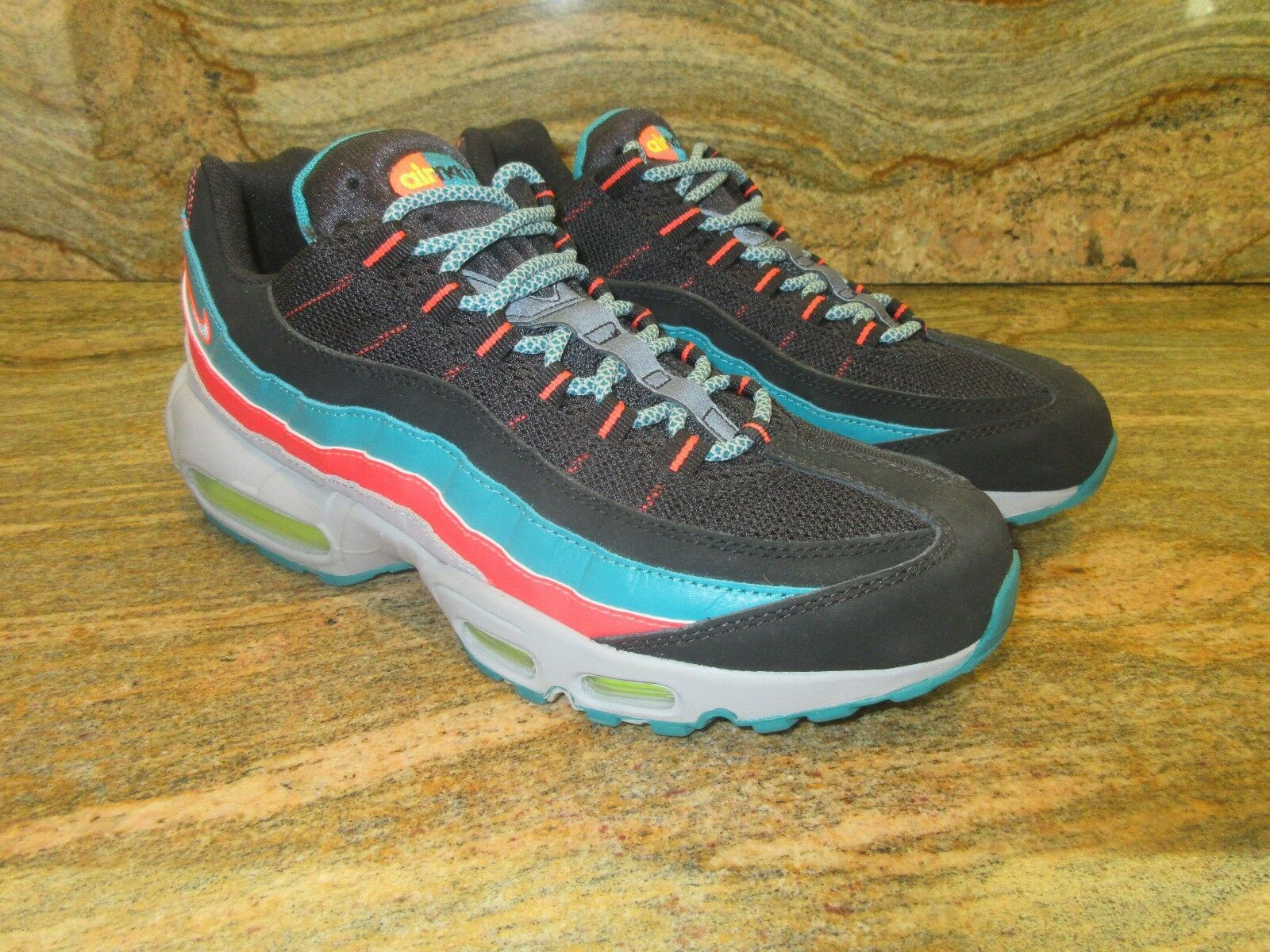 Il nike air max 95 inedito campione sz 9 south beach, miami promo 749766-002