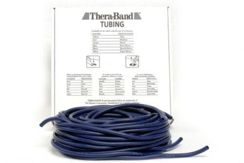 Tubing tube 30,50 M Bleu Extra Fort thera Band NOUVEAU /& OVP