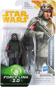 "mimban Action Figure ~ Hasbro Force Link 2.0 ~ 3 3//4/"" Val Star Wars"
