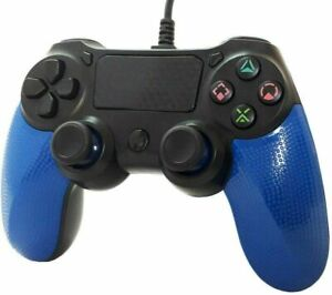 Controller per PS4 joystick compatibile con Playstation 4 cablato cavo BO-P4YX