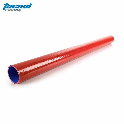 10mm 2/5 inch Straight 1M Meter Length Silicone Coolant Hose Coupler Tube