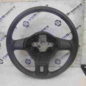 Volkswagen-Golf-MK6-2009-2012-Leather-Multifunction-Steering-Wheel-5C0419091