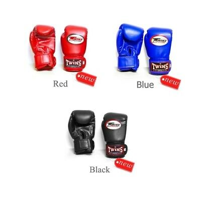 TWINS SPECIAL BGVS-3 SELECT COLOR BOXING GLOVES MUAY THAI KID/' S BOXING MMA K1