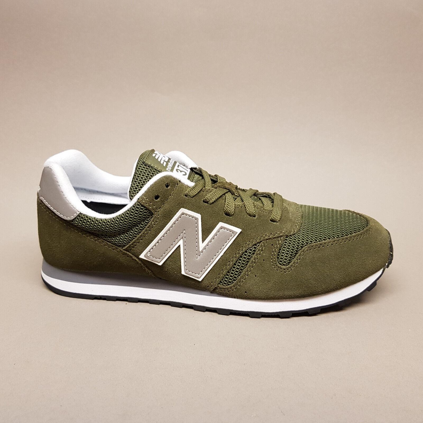 New Balance Classics Traditionnels ML373OLV Olive Turnschuhe Sneakers grün