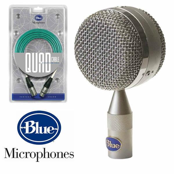 Blau B8 Bottle Cap NEW Standard Cardioid Capsule for Blau Bottle Mic + CABLE