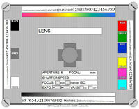 Test Your Leica Lens With Our Chart For S 007, S 006, S-e 006, M 240, M 246, Sl
