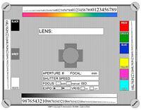 Test Your Panasonic Lens With Our Chart For Lumix Dmc-gh4, Dmc-gx8, Dmc-g7