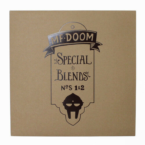 MF Doom - Special Blends Vol. 1 & 2 [New Vinyl]