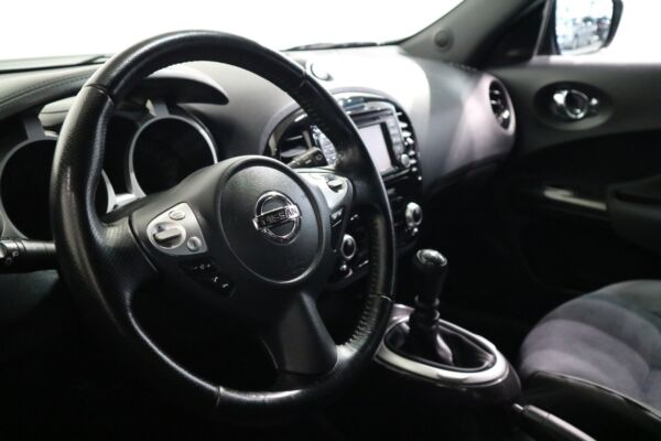 Nissan Juke 1,5 dCi 110 N-Connecta - billede 3