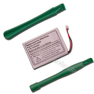 616-0206-Apple-iPod-4th-Generation-Photo-Color-Replacement-Battery-Pack-Tools