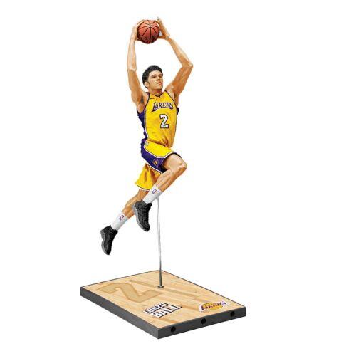McFarlane NBA Series 32 Lonzo Ball Los Angeles Lakers Figure
