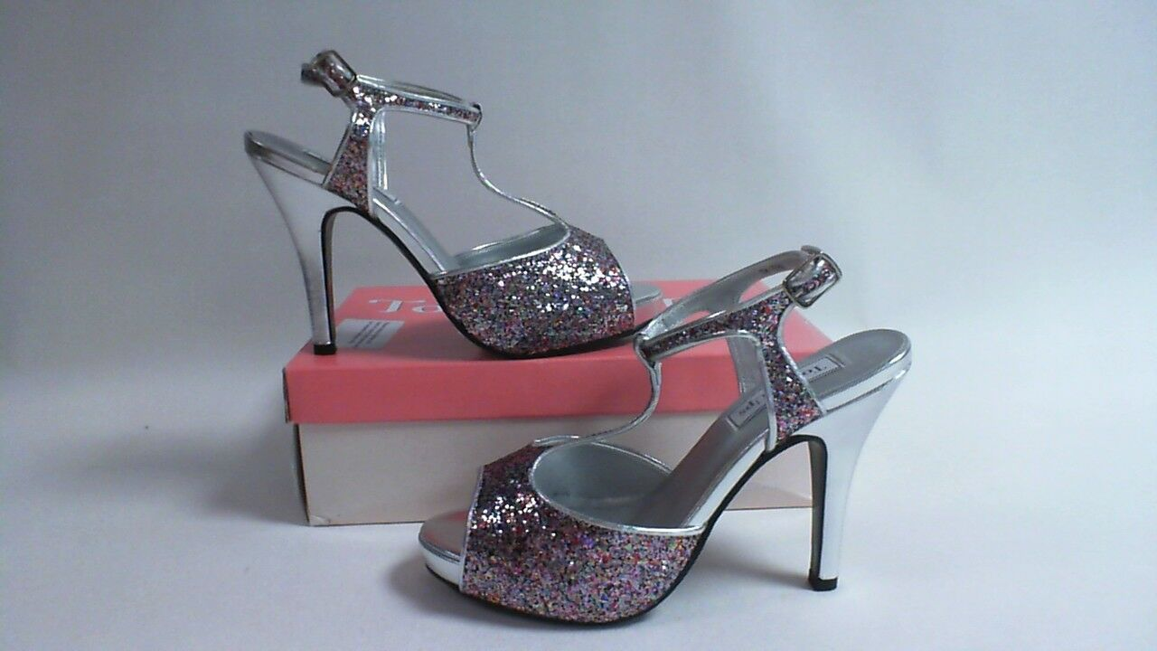 Wedding Shoes-Touch Ups - Zoey - Pink Multi - UK 6 - US 8 M#5E8