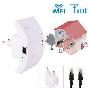 wlan repeater router signal verst rker 2 4ghz 300mbps. Black Bedroom Furniture Sets. Home Design Ideas