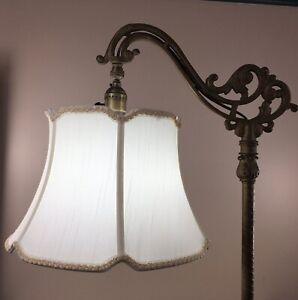 Bridge Floor Lamp Shade V Notch For