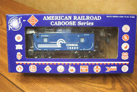 Rmt Ready Made Trains Caboose Conrail W/operating Marker Lights 18882 O Gauge