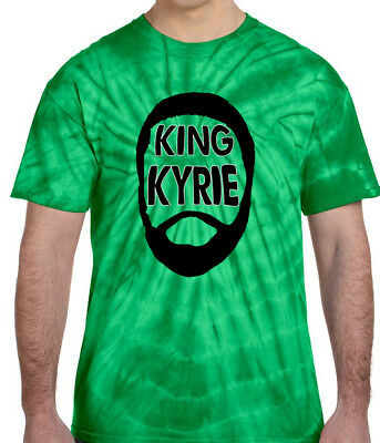 "Kyrie Irving Boston Celtics /""King Kyrie/"" T-shirt Shirt"