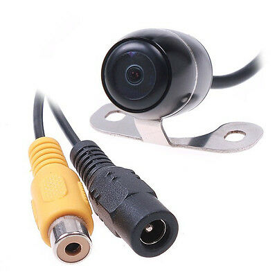 Car View Reversing Backup Rearview Camera Waterproof CMOS Camera Wide Angle