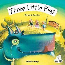 Three Little Pigs (Flip Up Fairy Tales)