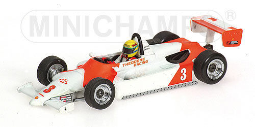 Ralt rt3 TOYOTA AYRTON SENNA WINNER GP MACAU 1983 1 43 model Minichamps