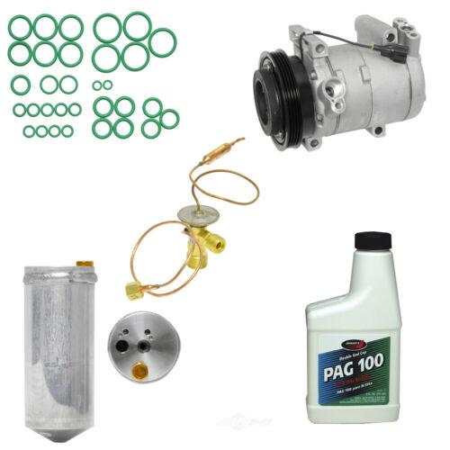 A//C Compressor /& Component Kit-Compressor Replacement Kit UAC fits 98-99 Altima
