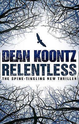 1 of 1 - Relentless by Dean Koontz (Hardback, 2009)