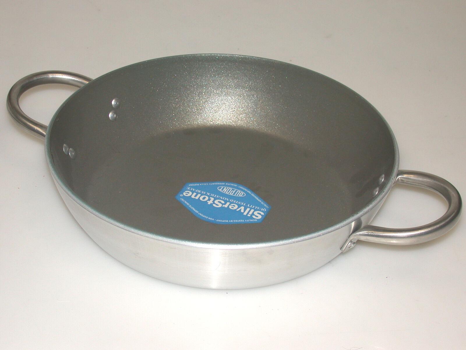 PARDINI Tegame antiaderente platinum 2 manici Cm 40 pentola da cucina