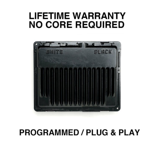 Engine Computer Programmed Plug/&Play 1998 Chevy Tahoe 5.7L 16250279 PCM ECM