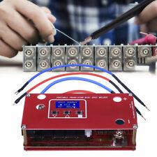 New Listingdiy Portable Mini Spot Welder Machine 18650 Battery Various Welding Power Supply