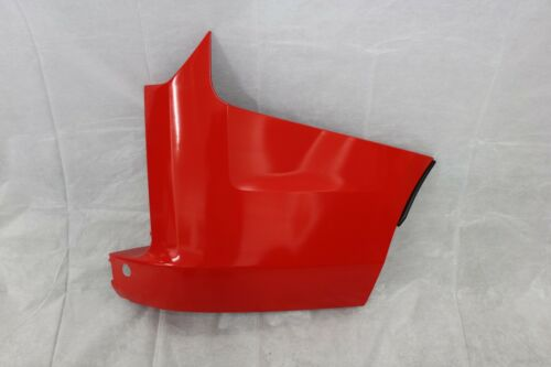 Genuine Ford Transit Custom Rear Bumper Corner R//H Tailgate In Race Red