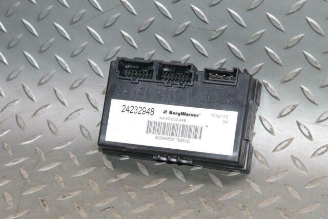 2009 Genuine Hummer H2 Transfer Case Control Module 24245442