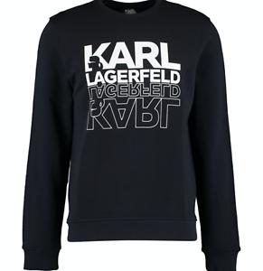 Karl Lagerfeld Mens Mini Head Karl Character T-Shirt Size XXL $49 Solid Gray