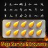 MEGA Stamina & Endurance STRONG Sex XXX Pills for HIM - SUPERCHARGE YOUR LIBIDO
