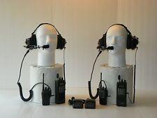 NEW Wireless Race-Buddy 2 Fan Intercom System Headset Headphone Scanner NASCAR