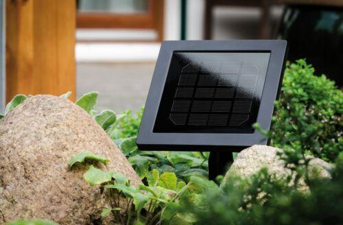 Edelstahl IP67 NEU 5er-Set MiniSol 5x0,2W Solarspieß Paulmann Einbauleuchte