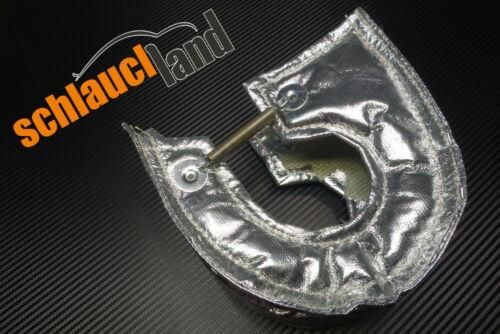 T6 Turbowindel Alu *** Hitzeschutz Turbolader Turbopampers Turboschutz