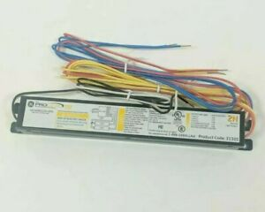 GE Resi-ProLine Residential Electronic Ballast T12 ge240res120-diyb 4pkl