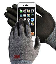 Genuine 3M Super Grip 200 Comfort Grip Nitrile Foam Work Gloves - Small size