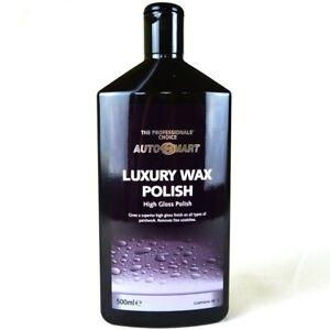 Voiture-de-luxe-Autosmart-Wax-Polish-High-Gloss-Fine-Scratch-Remover-500ml