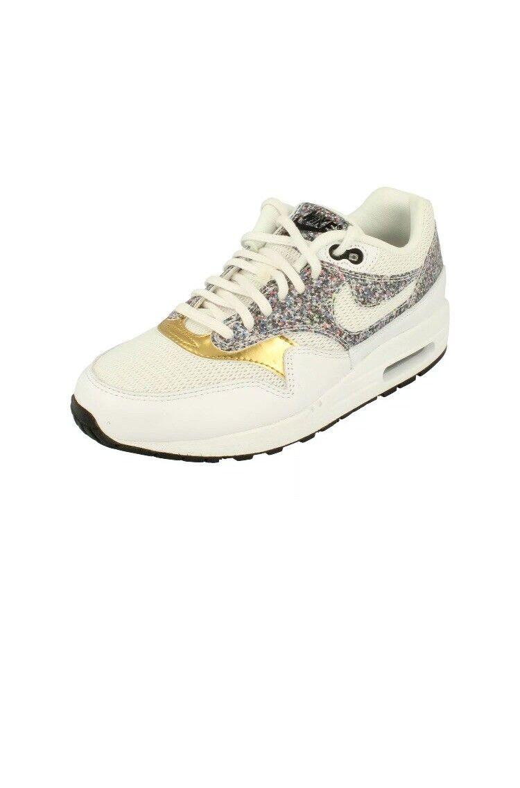 Nike Air Max 1 se Femme Baskets Chaussures 881101 100 uk 3 eu 36  janvier vente