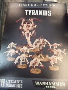 Start Collecting Tyranids Warhammer 40k 40,000 Games Workshop Model New!