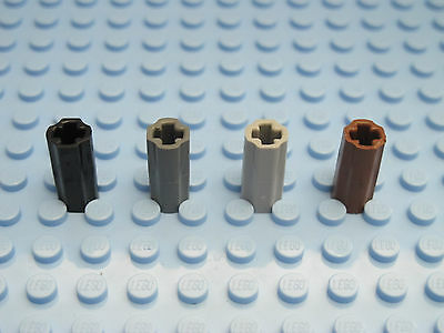4 Technic Cross Axle Extension Connector Choose Your Color LEGO 59443 Qty