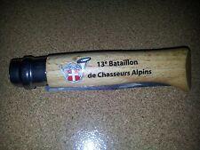 1 Opinel n º 8 du 13e Bataillon de Chasseurs Alpins