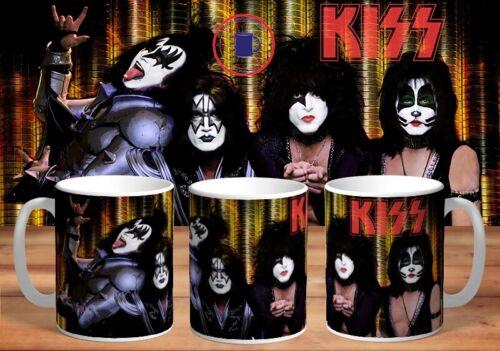 PERFECT GIFT #14 KISS ROCK BAND 11oz MUGS